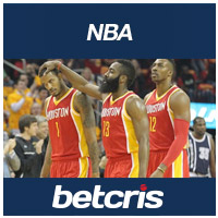 betcris Apuestas baloncesto de la NBA FOTO HOUSTON ROCKETS
