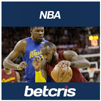 betcris apuestas NBA Cavaliers vs  Warriors
