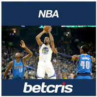 BETCRIS Apuestas NBA Foto Mavericks vs Warriors Kevin Durant 2017