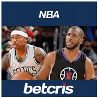 BETCRIS Apuestas NBA Chris Paul Clippers vs Isaiah Thomas