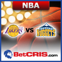 Nuggets vs Lakers - Apuestas Baloncesto BetCRIS.com