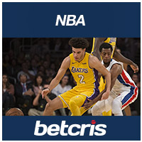 BETRIS NBA Lakers vs Pistons Lonzo Ball 2018