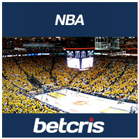 BETCRIS NBA Playoff Game Houston Rockets vs Golden State Warriors