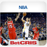 BetCRIS Apuestas NBA Steph Curry Warriors vs Hawks