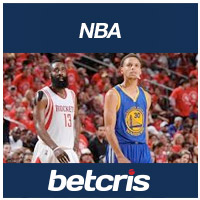 NBA Warriors vs Rockets
