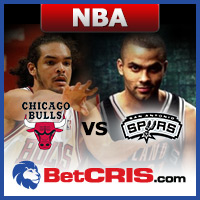 Bulls vs spurs - Baloncesto NBA