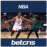 BETCRIS NBA games betting odds