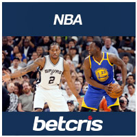 BETCRIS NBA Warriors vs Spurs games betting odds