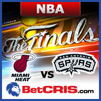 NBA Finales - Heat vs Spurs