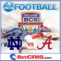 FINAL NCAA - BCS National Championship game