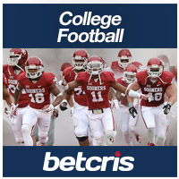 BetCRIS Apuestas NCAA FOOTBALL OKLAHOMA SOONERS