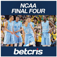BETCRIS NCAA FINAL FOUR FOTO NORTH CAROLINA