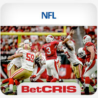 BetCRIS Apuestas Juegos NFL Thursday Night Football Foto 49ers vs Cardinals