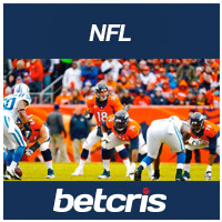 BETCRIS NFL betting odds Broncos vs Colts