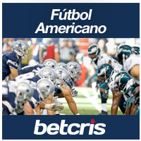 NFL Futbol Americano Cowboys vs Eagles