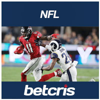 betcris NFL Divisional Falcons vs Eagles odds