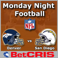 Chargers vs Broncos -  Monday Night Football