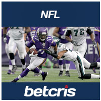 BETCRIS NFLMinnesota Vikings vs Philadelphia Eagles odds