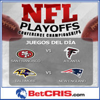 NFL - Playoffs - Conference Championships