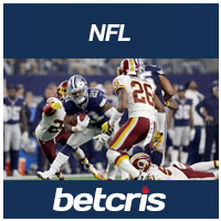 BETCRIS NFL BETTING ODDS Redskins vs Cowboys