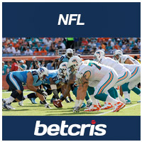 BETCRIS NFL Titans vs Dolphins betting odds