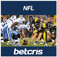 BETCRIS NFL betting odds TitanS vs Steelers