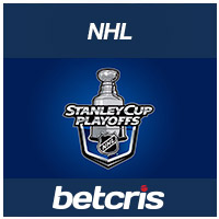 BETCRIS NHL Playoff Game Jets vs Golden Knights