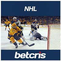 BETCRIS NHL Playoff Predators Blues odds