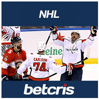 betcris Hockey betting odds