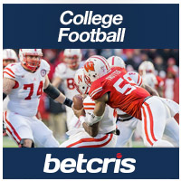 betcris Week 9 College Football Nebraska Cornhuskers at Wisconsin Badgers