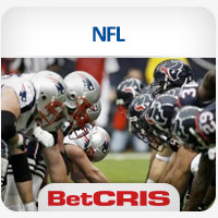 BetCRIS Thursday Night Football New England Patriots vs Houston Texans