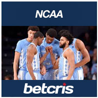 BETCRIS NCAA North Carolina Tar Heels 2017