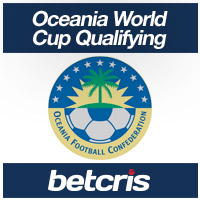 BETCRIS Soccer bettig Oceania World Cup Qualifying OFC