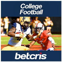 betcris College Football Oklahoma at West Virginia betting lines