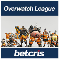 betcris Overwatch League Stage One Betting Odds