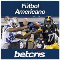 betcris Apuestas semana 10 futbol americano PITTSBURGH VS DALLAS