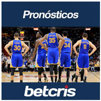 BETCRIS Apuestas NBA  PRONOSTICOS GOLDEN STATE WARRIORS