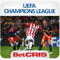 BetCRIS Apuestas Futbol Eindhoven vs Atletico de Madrid Champions League