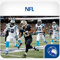 Futbol Americano NFL Panthers vs Saints 2014