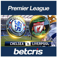 BETCRIS Premier League Liverpool at Chelsea betting