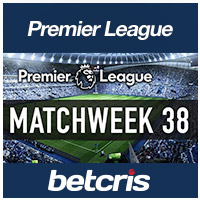 BETCRIS Premier League Southampton vs Manchester City