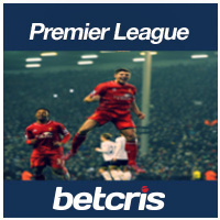 betcris Premier League soccer betting odds