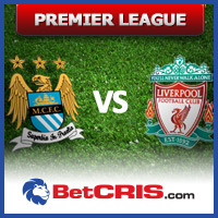 Manchester City vs Liverpool - Premier  League