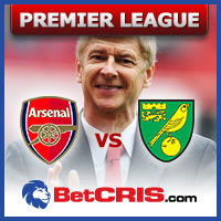 Arsenal vs Norwich City - Premier League