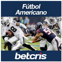 betcris Apuestas futbol amercano Monday Night Football Foto Raiders vs Texans