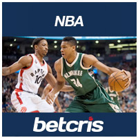 BETCRIS Raptors vs Bucks NBA Playoffs