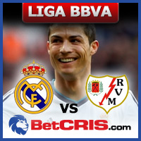 Real Madrid vs Vallecas - jornada 12 de la Liga BBVA