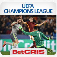 Apuesta Champions League Real Madrid vs AS Roma