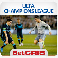 Champions League Real Madrid vs Manchester City
