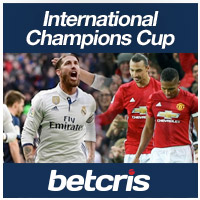 Real Madrid vs Manchester United ICC